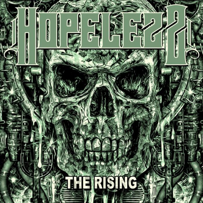 Hopelezz, The Rising, Cover, Sonicscars Records, Frankfurt,FBP Music Publishing