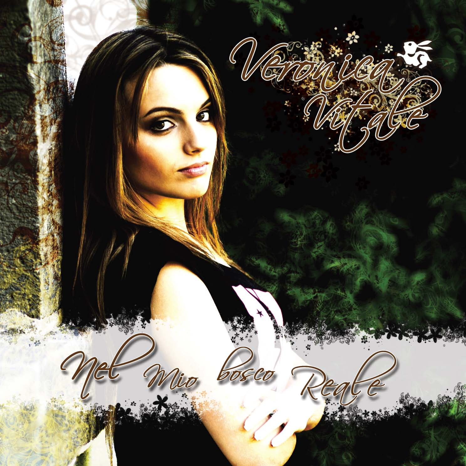 Veronica Vitale, Nel mio bosco Reale,Cover,Hangover, il Cielo, Debutalbum, Ryan D. Williams