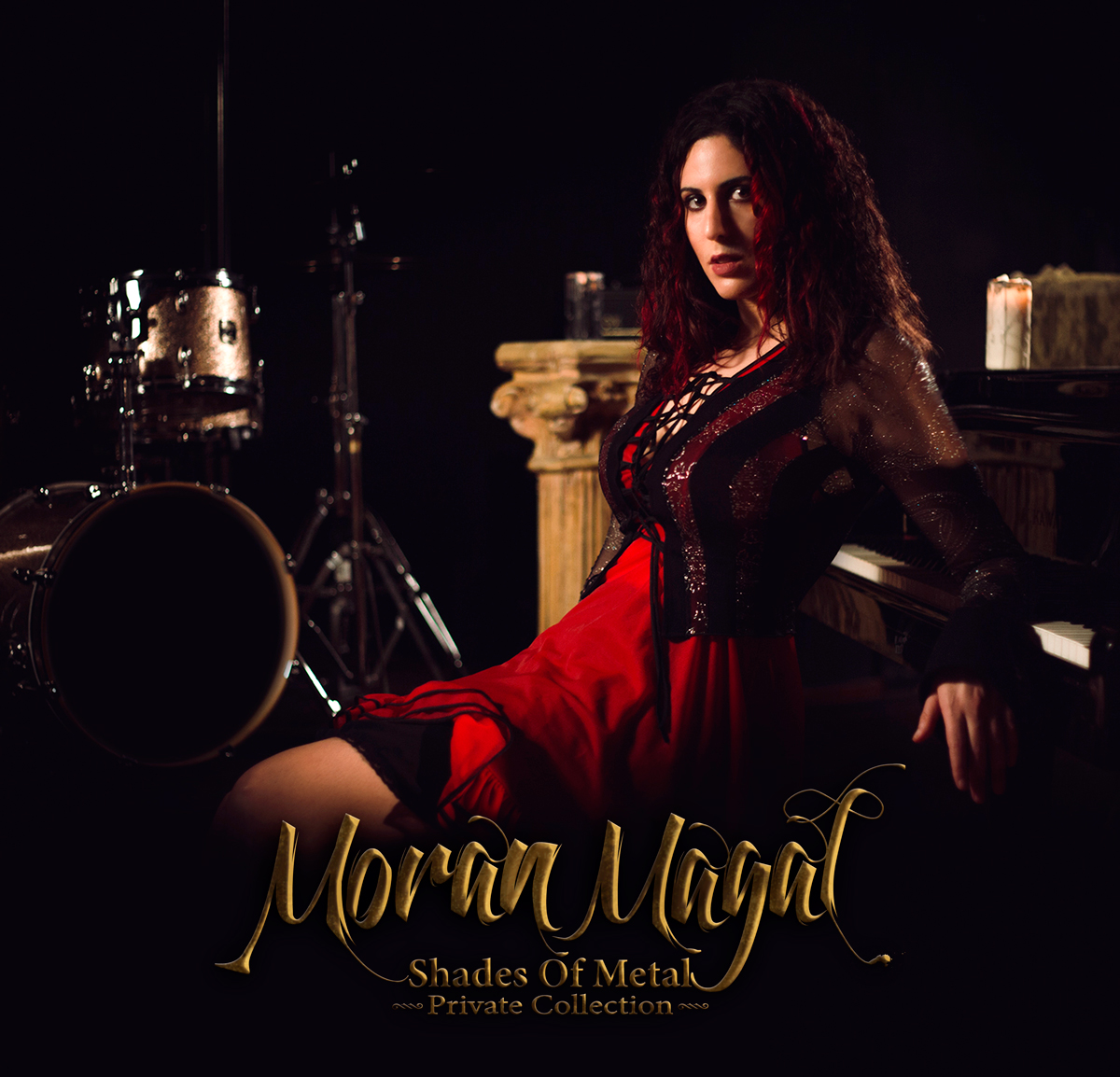 Moran Magal,Shades of Metal, FBP Music Publishing