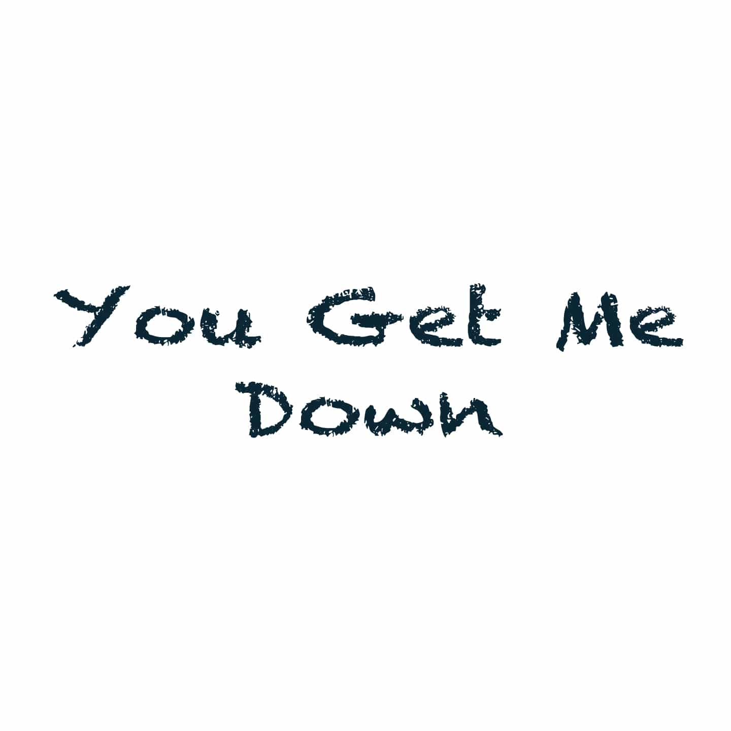 Ulson - You Get Me Down